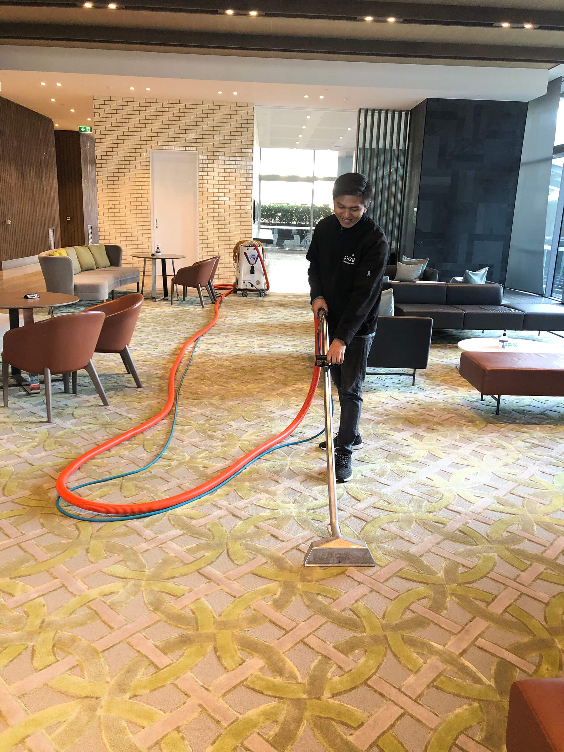 carpet steam cleaning 4